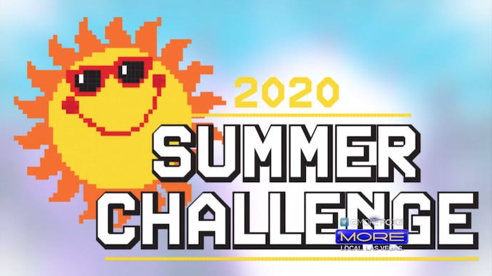 Take The Summer Challenge at The Library District