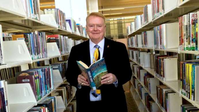 Q+A: Director says libraries do more than enlighten; they change lives