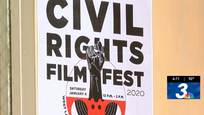 2020 Civil Rights Film Festival Takes Place at West Las Vegas Library