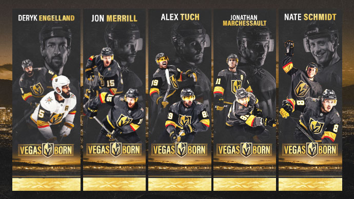 Golden Knights Release Bookmark Series at Las Vegas-Clark County Libraries