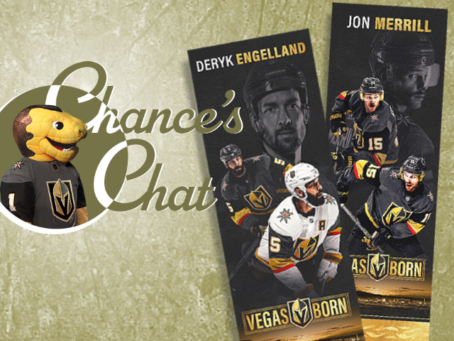 The Library District Celebrates Library Lovers' Month by Kicking Off Vegas Golden Knights Collectable Team Bookmarks & Chance's Blog